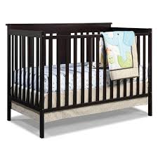 Convertible Crib Espresso by Storkcraft Mission Ridge 3 In 1 Convertible Crib In Espresso Free