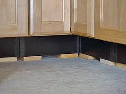 how to level kitchen base cabinets how to replace kitchen cabinets how tos diy