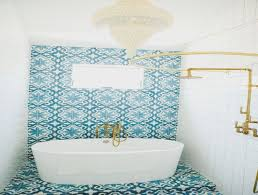 Blue And White Bathroom Ideas 15 Blue And White Bathroom Tiles Rituals You Should In