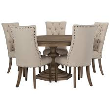 upholstered chairs dining room kitchen table sets with upholstered chairs elegant best 25 round
