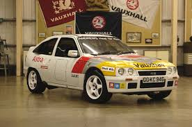 opel kadett rally car 1986 vauxhall astra 4s supercars net