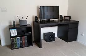 Gaming Desk Setup Ideas 70 Inch Gaming Desk Best Home Furniture Decoration