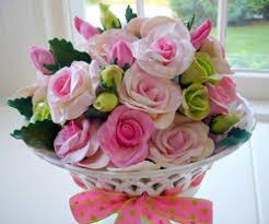 Bouquet For Wedding Sugar Flower Bouquet Wedding Cakes