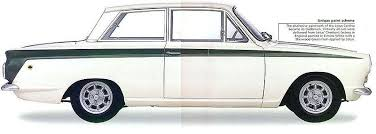 lotus cortina paint code page