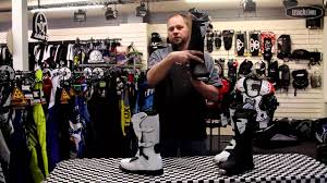 motocross boots review 2014 thor blitz motocross boot from www tracktion co nz youtube