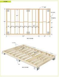 Free Do It Yourself Shed Building Plans by 7 Deck Building Tips Decking Building And Backyard