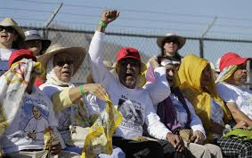 Paso A Paso by Francis Never Crossed The Border But El Paso Felt The Pope U0027s