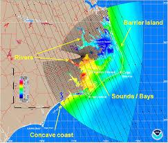Barometric Pressure Map Storm Surge Faq