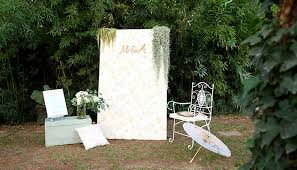 photobooth for wedding intimate secret garden wedding in rome