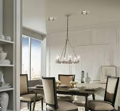 kichler dining room lighting angelica 6 light chandelier pn