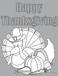 happy thanksgiving free printable coloring pages appliqué