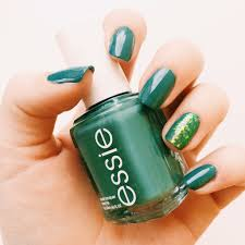 essie novels and nail polish