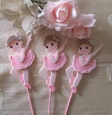 baby shower ballerina ballet birthday ballerina cake topper ballet cake topper