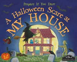 childrens halloween books a halloween scare at my house hometown world children u0027s books