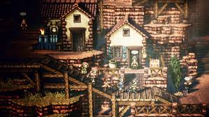 the traveler images Octopath traveler hands on out on the town with cyrus the smooth jpg