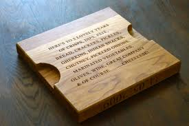 wood gifts for him wedding gift wooden wedding anniversary gift ideas gift ideas