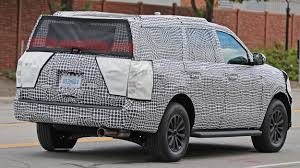 2017 nissan armada spy shots 2018 ford expedition spy shots and latest ford rumors