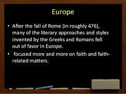 Ottoman Literature Development Of Literature