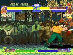 Muito Street Fighter Alpha: Warriors' Dreams (a.k.a. Street Fighter Zero  #RV28