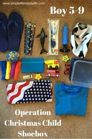 operation christmas child ideas for 2 4 year old boys u0026 how to