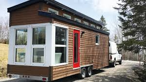 Mini House Design by La Contemporaine Tiny House 208 Sq Ft Tiny House Design Ideas