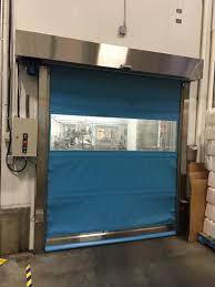 high speed doors high speed roll up doors strip curtains com