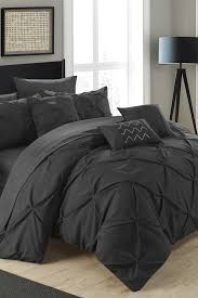 43 Best Bed In A by Chic Home 10 Piece Salvatore Pinch Pleated Bed In A Bag Comforter