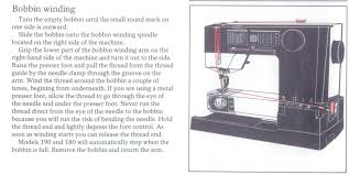 i have a viking 1800 sewing machine it is unable to stitch