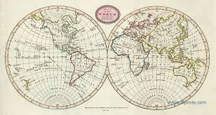 antique map world stock images high resolution antique maps of the world