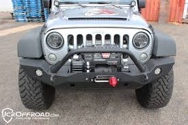 jeep wrangler road bumper jcr jk front bumper vanguard width jeep wrangler 07 17