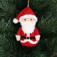 5 jolly santa knitting patterns