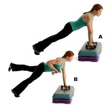 Leg Raise On Bench See Myself Fit Move Of The Day Plank Balance With Leg Raise And