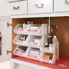 Bathroom Cupboard Storage Bathroom Bathroom Declutter Cleaning Cabinets And Shelves