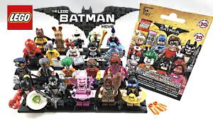 lego batman minifigures review 20 minifigures