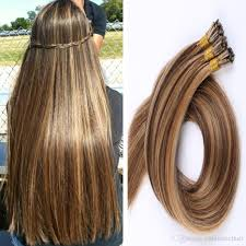 Color Hair Extension by Cheap 1g S 100g Human Hair Ash Brown Platinum Blonde Straight