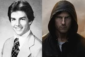 1980 high school yearbook tom cruise senior year at glen ridge high school in glen ridge