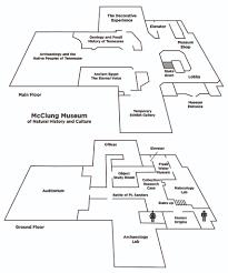 museum floor plan design general information mcclung museum of natural history u0026 culture