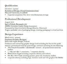 Monash Resume Sample by Designer Resume U2013 7 Free Samples Examples Format