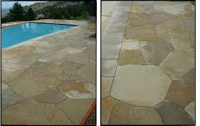 Dry Laid Flagstone Patio Dry Laid Stonework Water Features Boulder Setting Moss Rock