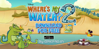 wheres my water 2 apk wheres my water 2 v1 0 1 mod unlimited energy hints apk pro