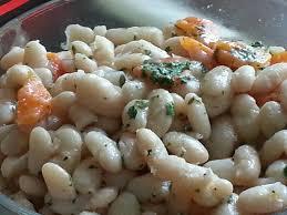 recette haricots blancs façon grand mère