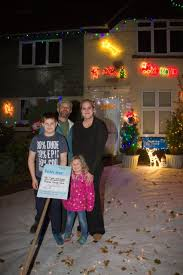 christmas light display to raise money for alzheimers society