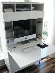 Personal Computer Desk Small Hidden Computer Desk U2013 Eatsafe Co