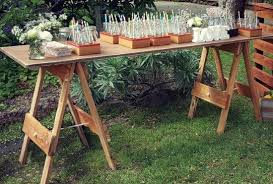 Picnic Bench Hire Wedding Chair Hire Ottomans Benches Weddings Melbourne