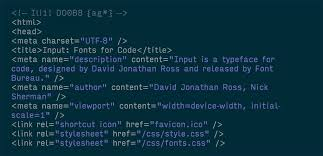 font bureau fonts the code top 11 free fonts for coding