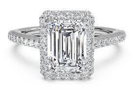 vintage emerald cut engagement rings 4 vintage inspired emerald cut engagement rings ritani