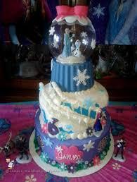 frozen birthday cake coolest disney frozen birthday cakes