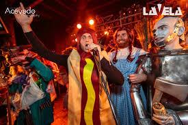 asylum halloween party 2016 club la vela