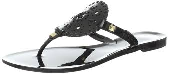 amazon com jack rogers women u0027s georgica jelly thong sandal flats