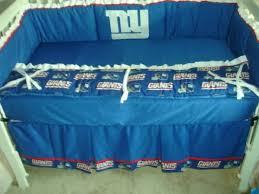Ny Giants Crib Bedding Custom Made Baby Crib Nursery Bedding Set M W New York Ny Giants